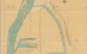 1958-as kikötőfejlesztési terv_1