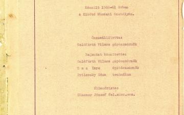 MAHART Nemzeti és Szabadkikötő leírása, 1960-61_2